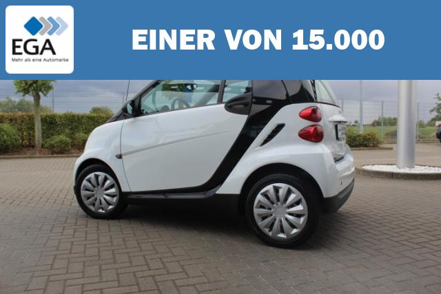 smart forTwo Coupe 1.0 mhd ABS/ESP