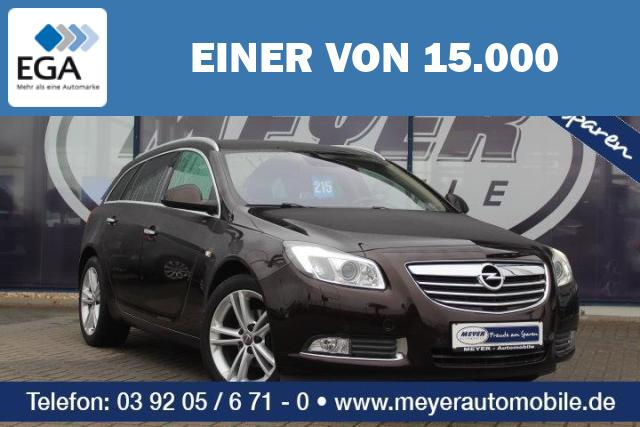 Opel Insignia ST 1.4 Turbo Innovation Navi/Bi-Xenon/18-Zoll