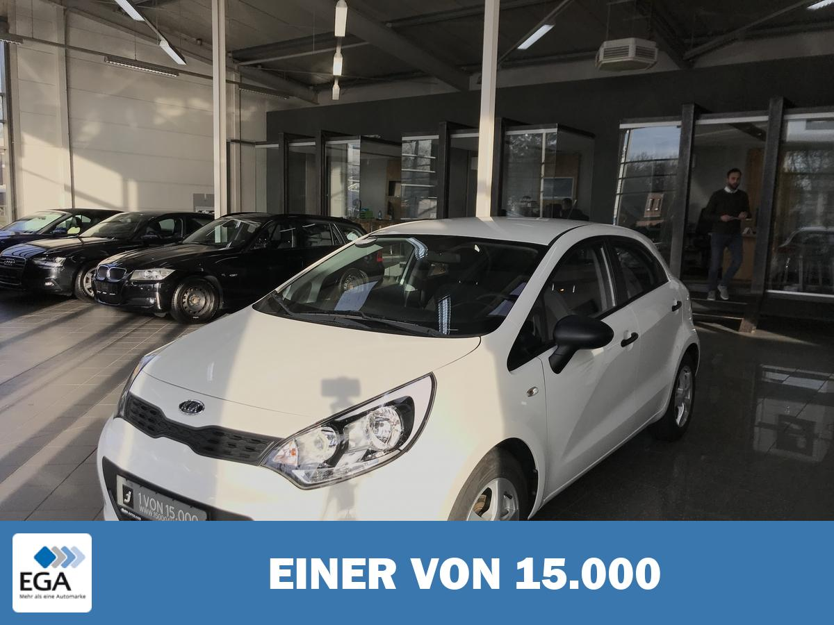 Kia Rio 1.2 CVVT Edition Start
