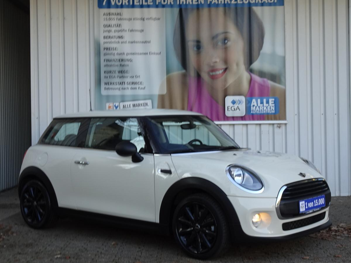 MINI One First Salt *1.HD*SHZ*ALU*KLIMA*BLUETOOTH*