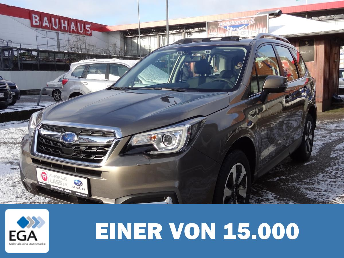Subaru Forester 2.0 Exclusive+ Euro 6d-TEMP