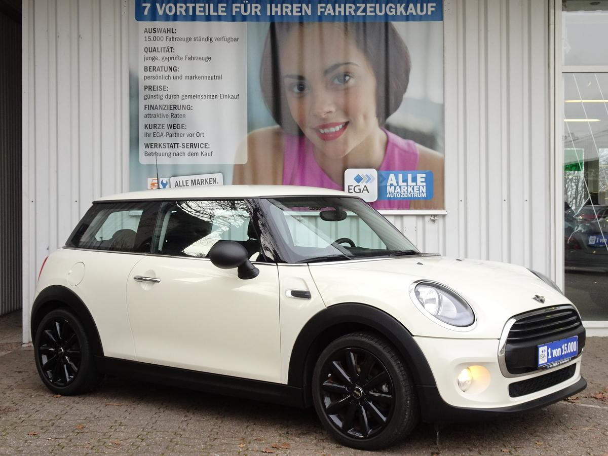 MINI One First Salt 1,2i *1.HD*ALU*SHZ*KLIMA*BLUETOOTH*