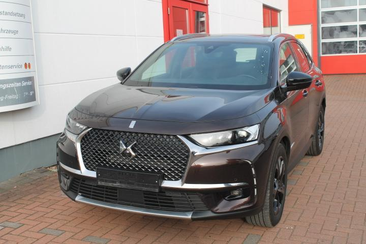 DS DS7 Crossback Business BLHDI180 EAT8, 6D-Temp
