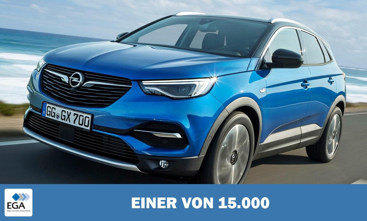 Opel Grandland X EXCLUSIVE|NAVI| HECKKLAPPE|AAC|VOLL LED