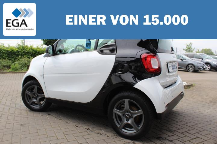 Smart Fortwo 0.9 Turbo Start-/Stop SHZ/16-Zoll/PDC/Tem