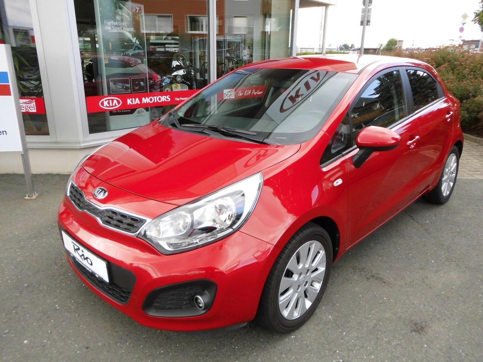 Kia Rio 1.2 FIFA World Cup Edition
