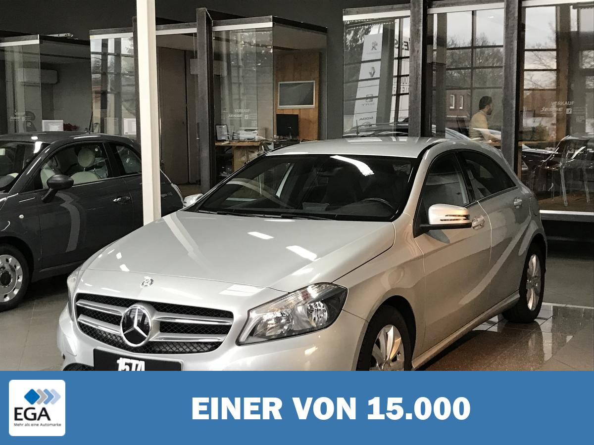Mercedes-Benz A 180 CDI BlueEfficiency Navi SHZ