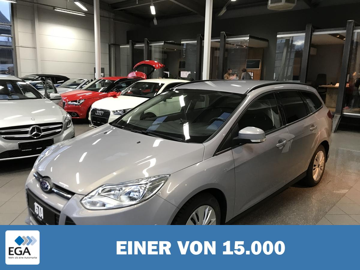Ford Focus 1.0 EcoBoost Trend PDC SHZ