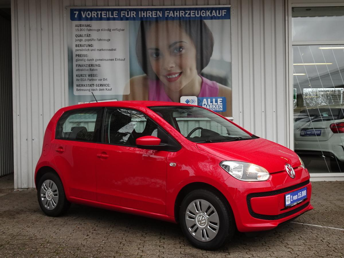Volkswagen up! 1.0 move up! KLIMA PDC TEMPOMAT COOL & SOUND & COMFORT