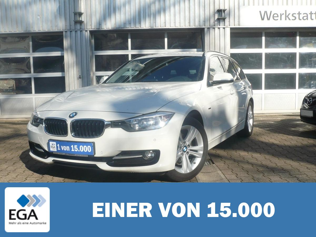BMW 316i Touring - Sitzh./ Klimaaut./ PDC/ Sport-P.