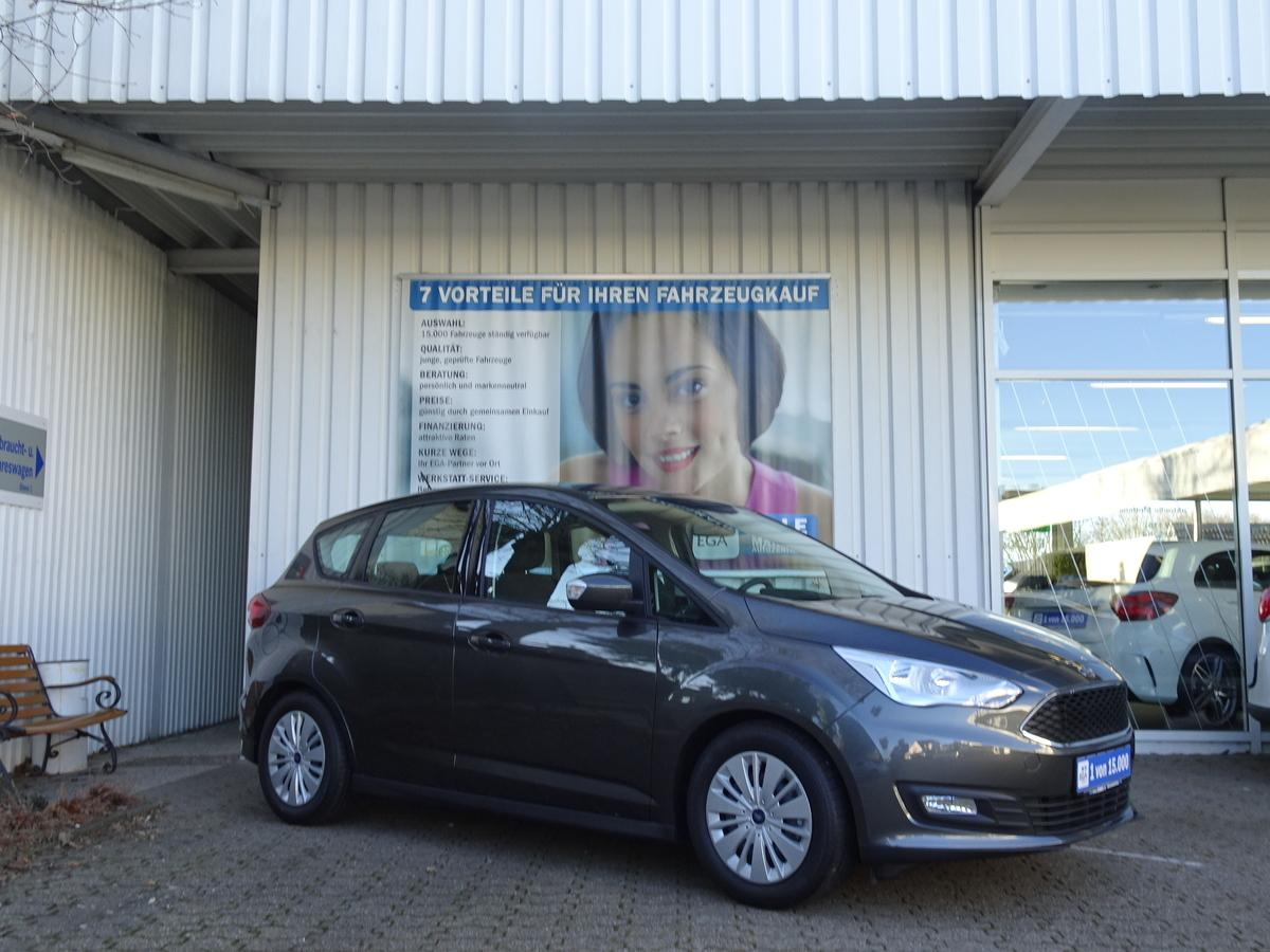Ford C-Max 1.0 EcoBoost Trend KLIMA NSW TEMPOMAT CD MP3 SITZHZG