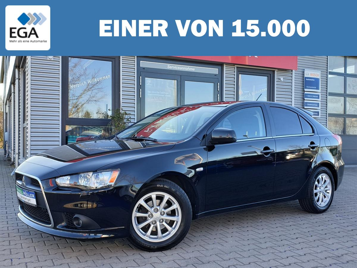 Mitsubishi Lancer 1.6 ClearTec Edition*Xenon*Bluetooth*PDC