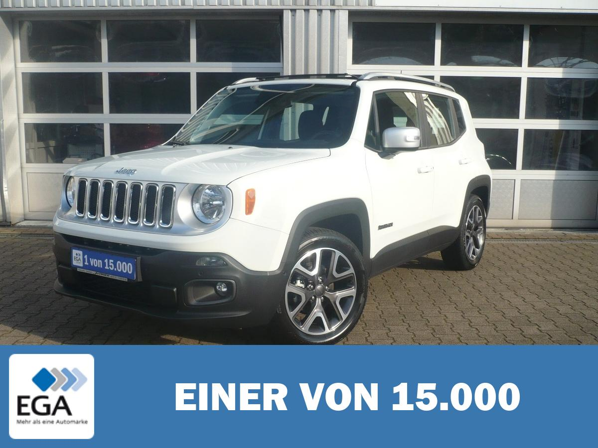 Jeep Renegade 1.4 MultiAir Limited FWD - Schiebed./ Navi/ 18-Zoll