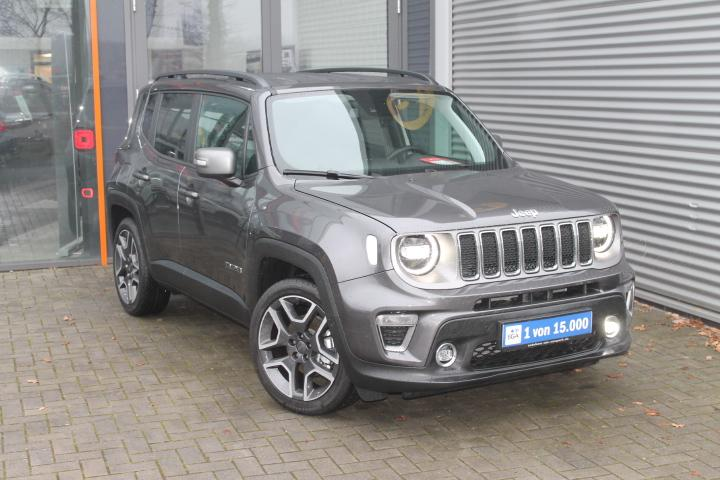 Jeep Renegade 1,0 T GDI Limited 2WD N-Mod, LED-S, Navi, PDC, Alu