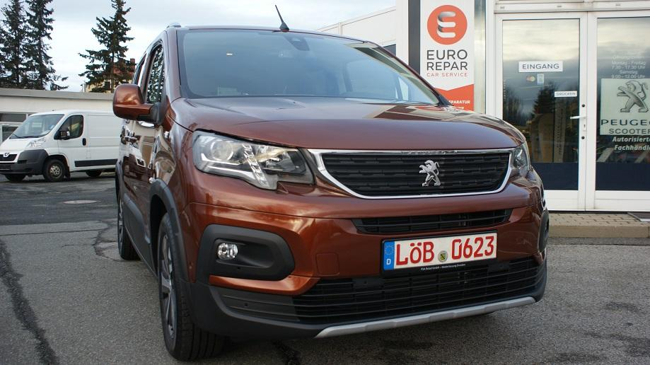 Peugeot Rifter 1,2 110PS Allure