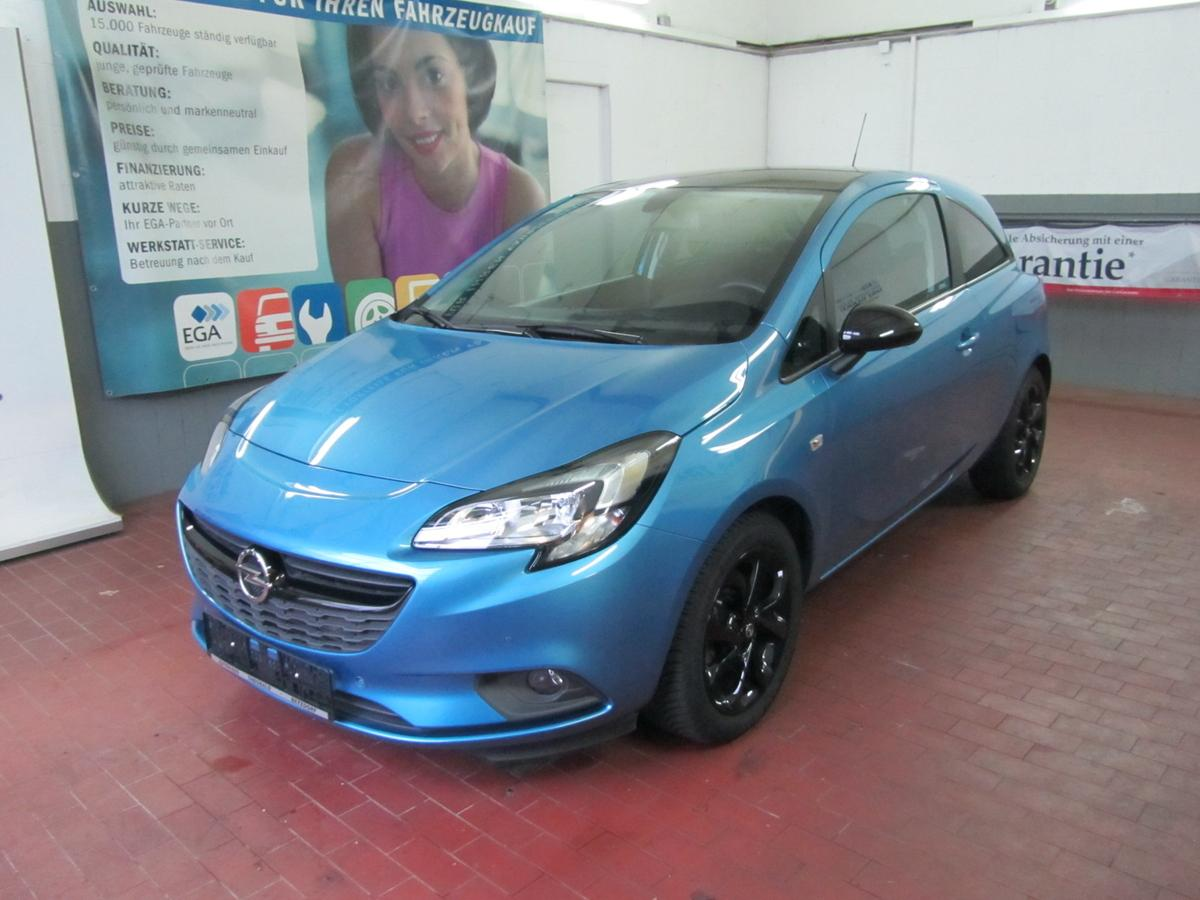 Opel Corsa Color Edition 1.4 T. +Winter Paket+OPC
