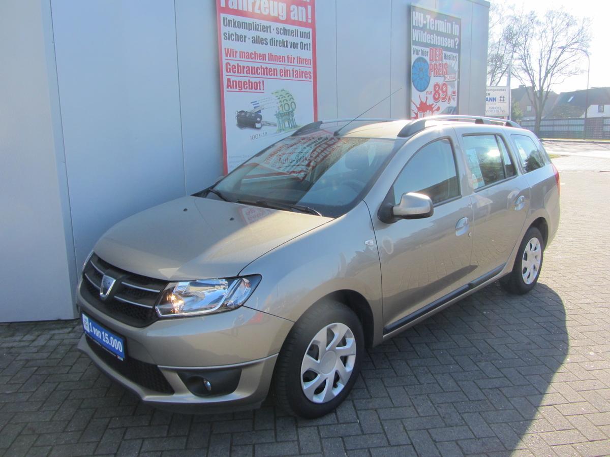 Dacia Logan MCV dCi 90 Laureate-Klima-CD-BTH-AHK