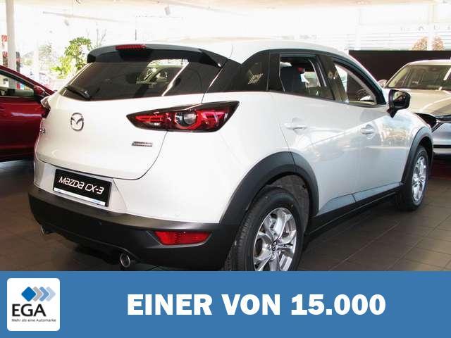 Mazda CX-3 Exclusive-Line **PDC**KLIMA**EURO6d-Temp**