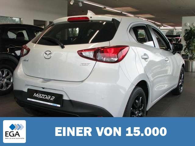 Mazda 2 Kizoku **neuste Motorgeneration EURO 6d-TEMP**