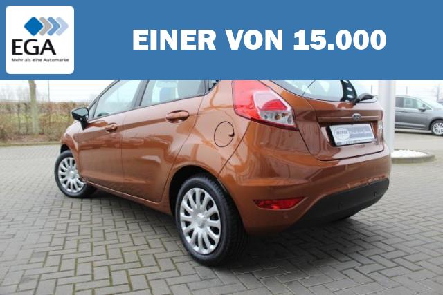 Ford Fiesta 1.25 Trend SHZ/PDC/BC
