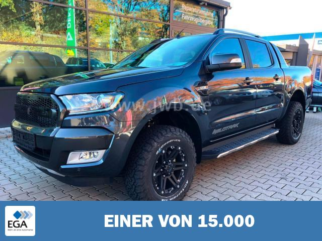 Ford Ranger Wildtrak 3,2A Standheizung Lager Np55t Rollo ACC