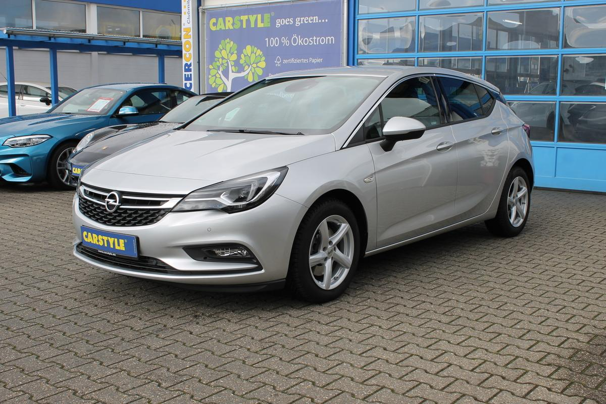 Opel Astra K 1.6 CDTI INNOVATIONS Paket NAVI LED SJZ BLTH ASSIST