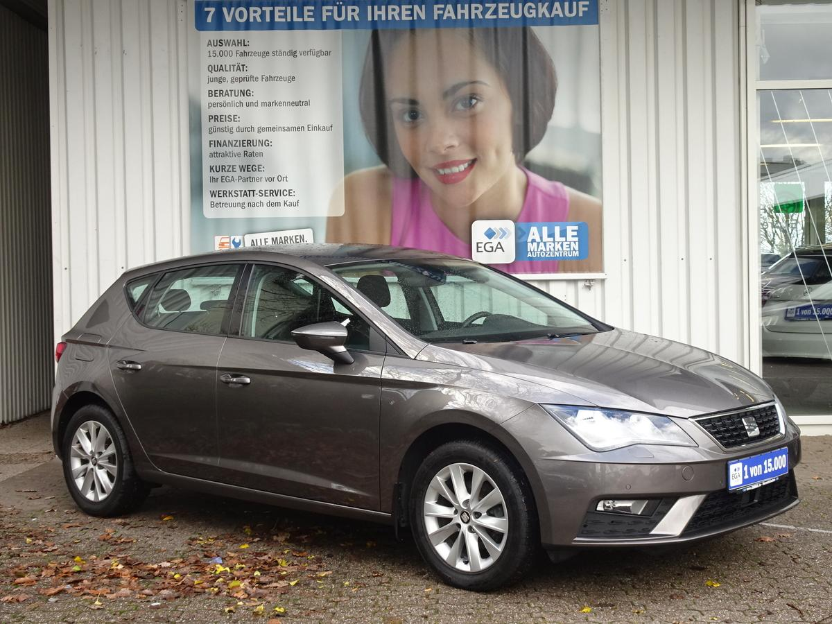 Seat Leon 1.2 TSI STYLE PDC SITZHZG BTH ALU TEMPOMAT CLIMATRONIC