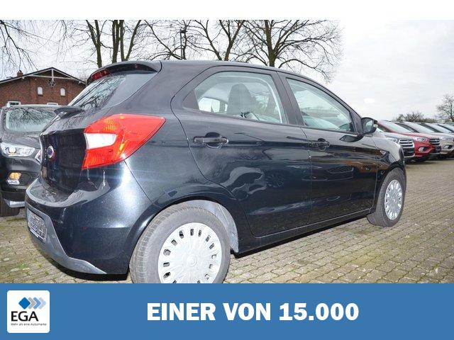 FORD KA+ COOL + SOUND-LIGHT-PAKET