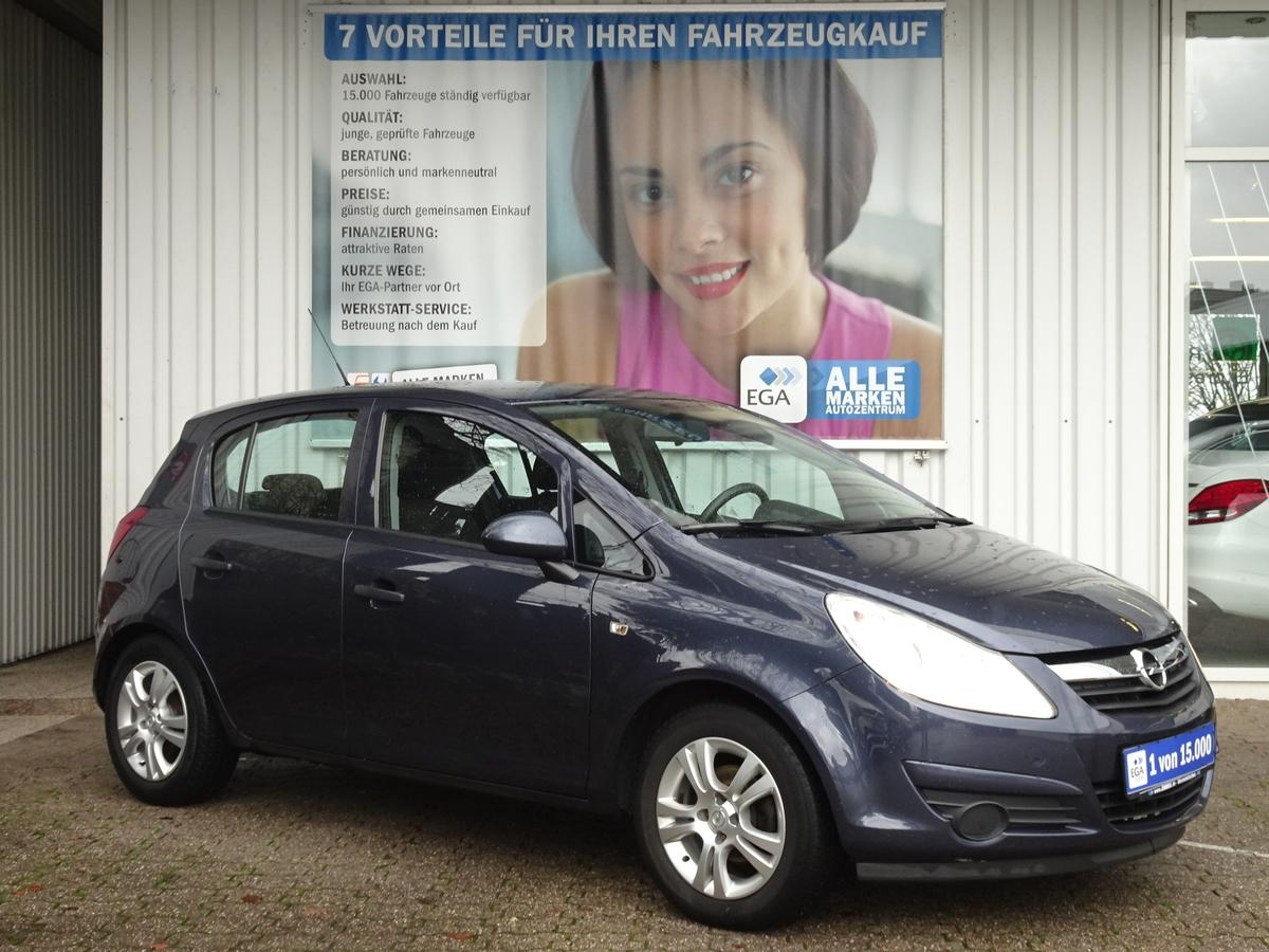 Opel Corsa D 1.2 16V Cool&Sound *KLIMA*ALU*FB.ZV.*