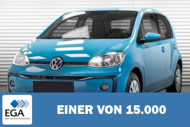Volkswagen up! up 1,0 move UP - LAGER
