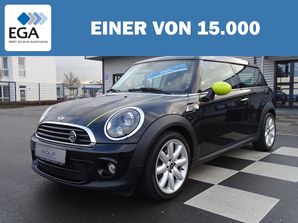 MINI Clubman  1.6   One D   Pepper   Xenon   Klima   Alu