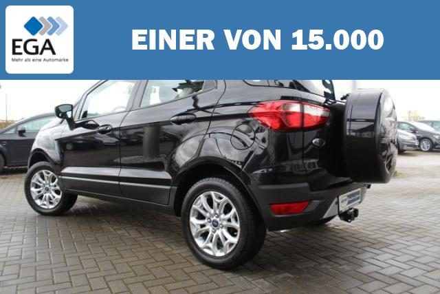 Ford EcoSport 1.0 EcoBoost Titanium AHK/PDC/16-Zoll