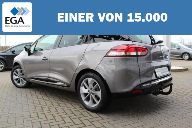 Renault Clio Grandtour 1.2 16V Limited Navi/AHK/PDC/Tempomat/A