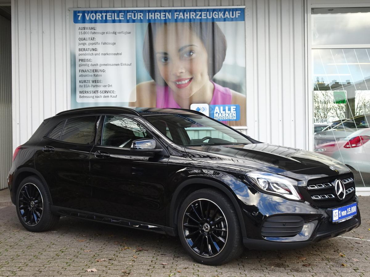 Mercedes-Benz GLA 200 AMG*7G-DCT*LED*NAVI*19 Zoll*BUSINESS*NIGHT*PTS*SHZG*TEMP