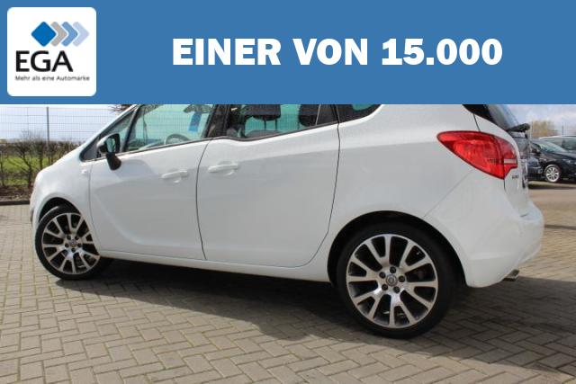 Opel Meriva 1.4 Color Edition SHZ/PDC/Tempomat