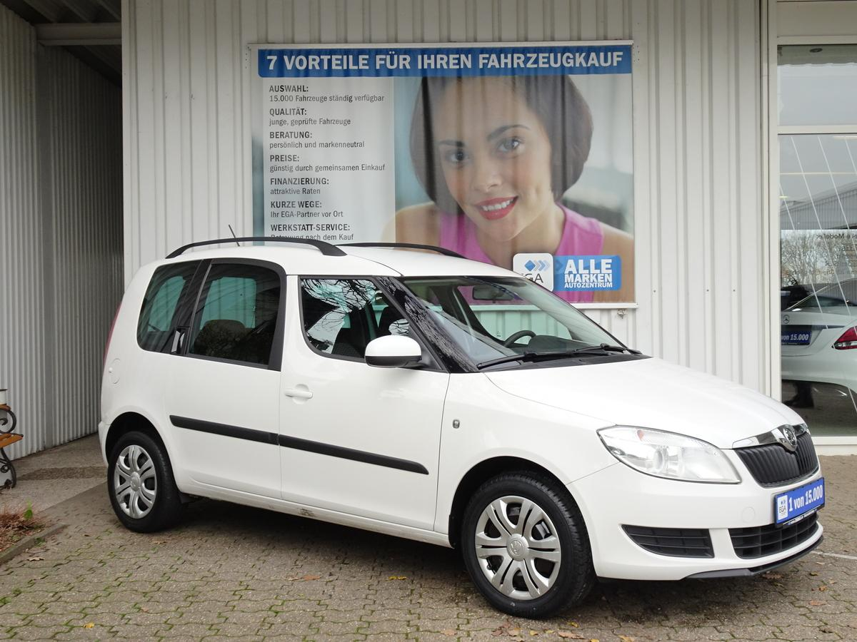 Skoda Roomster  PLUS EDITION* PDC* KLIMAAUT* SHZ* TEMPOMAT* PRIV*