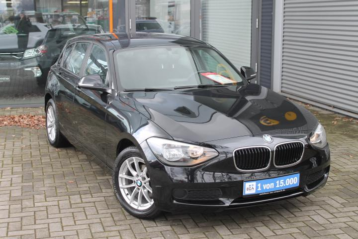 BMW 116i Advantage Plus 5-türig, Klima, PDC, Alu