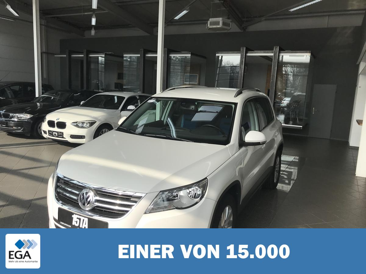 Volkswagen Tiguan 2.0 TDI 4 Motion Sport & Style PDC