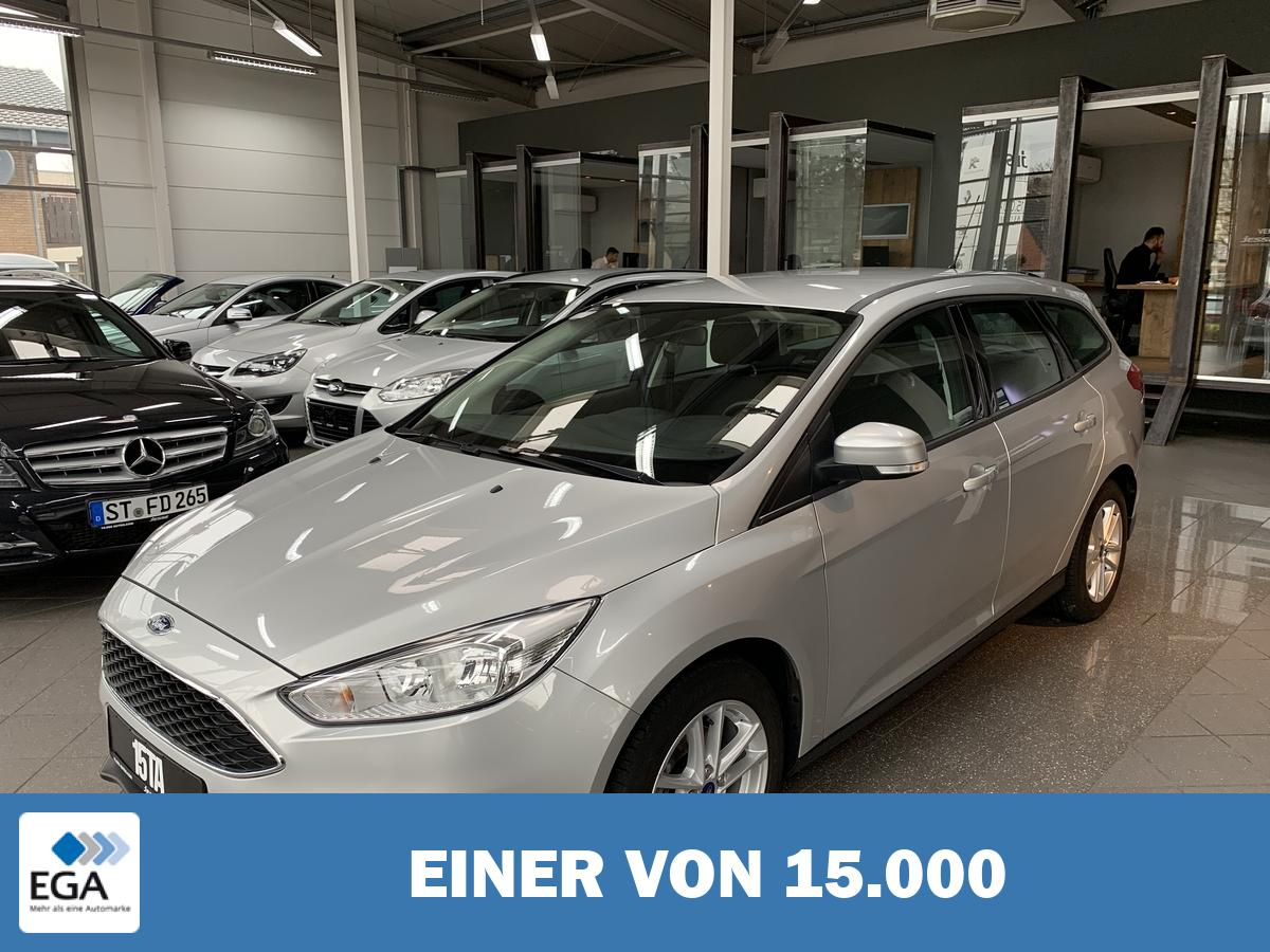 Ford Focus 1.6 Ti-VCT Ambiente Tempomat