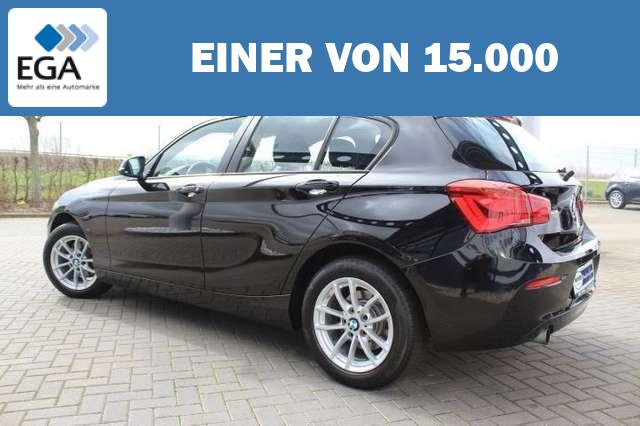 BMW 118i Advantage LED/Navi/SHZ/PDC/Tempomat