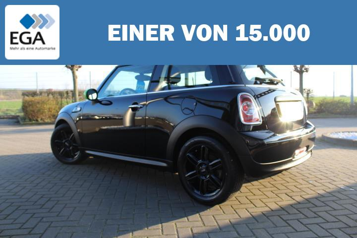 MINI One 1.6 Brick Lane Klima/16-Zoll