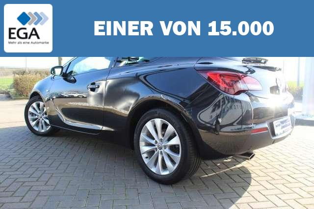 Opel Astra GTC 1.4 Turbo Innovation Bi-Xenon/PDC/18-Zoll/Tem