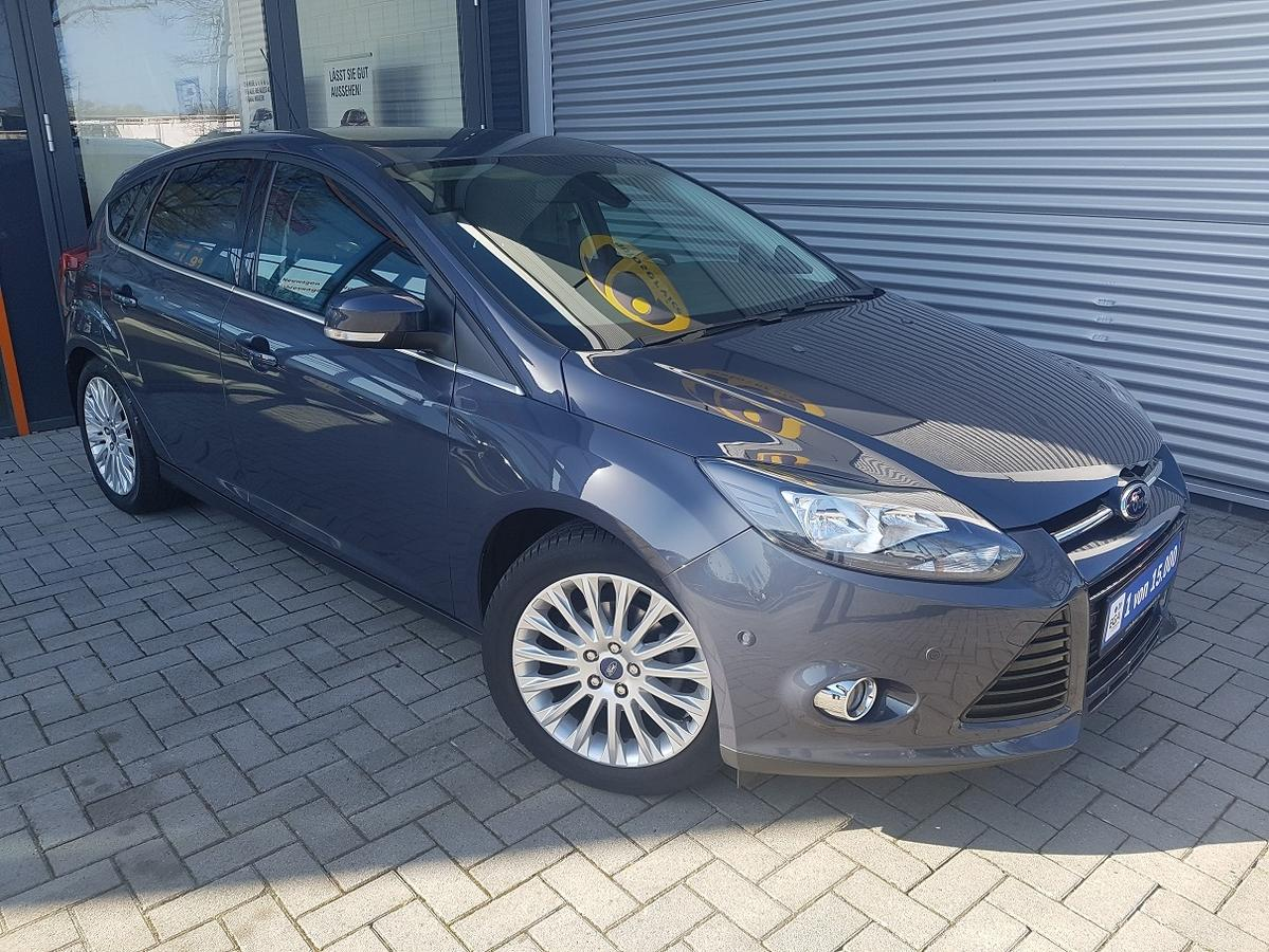 Ford Focus 1.6 EcoBoost Start-Stopp Navi