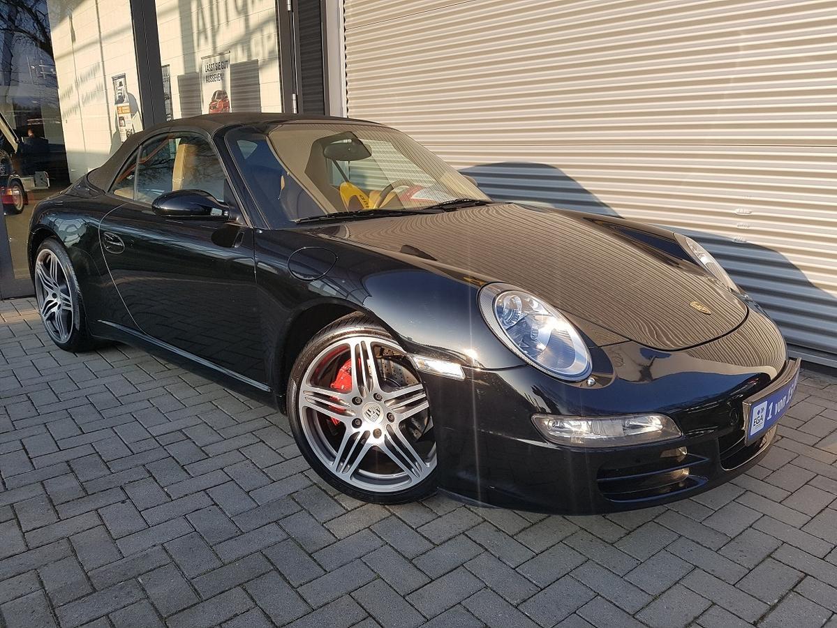 Porsche 911  997 Carrera S, Navi, Xenon,Turbo Rad, Leder,