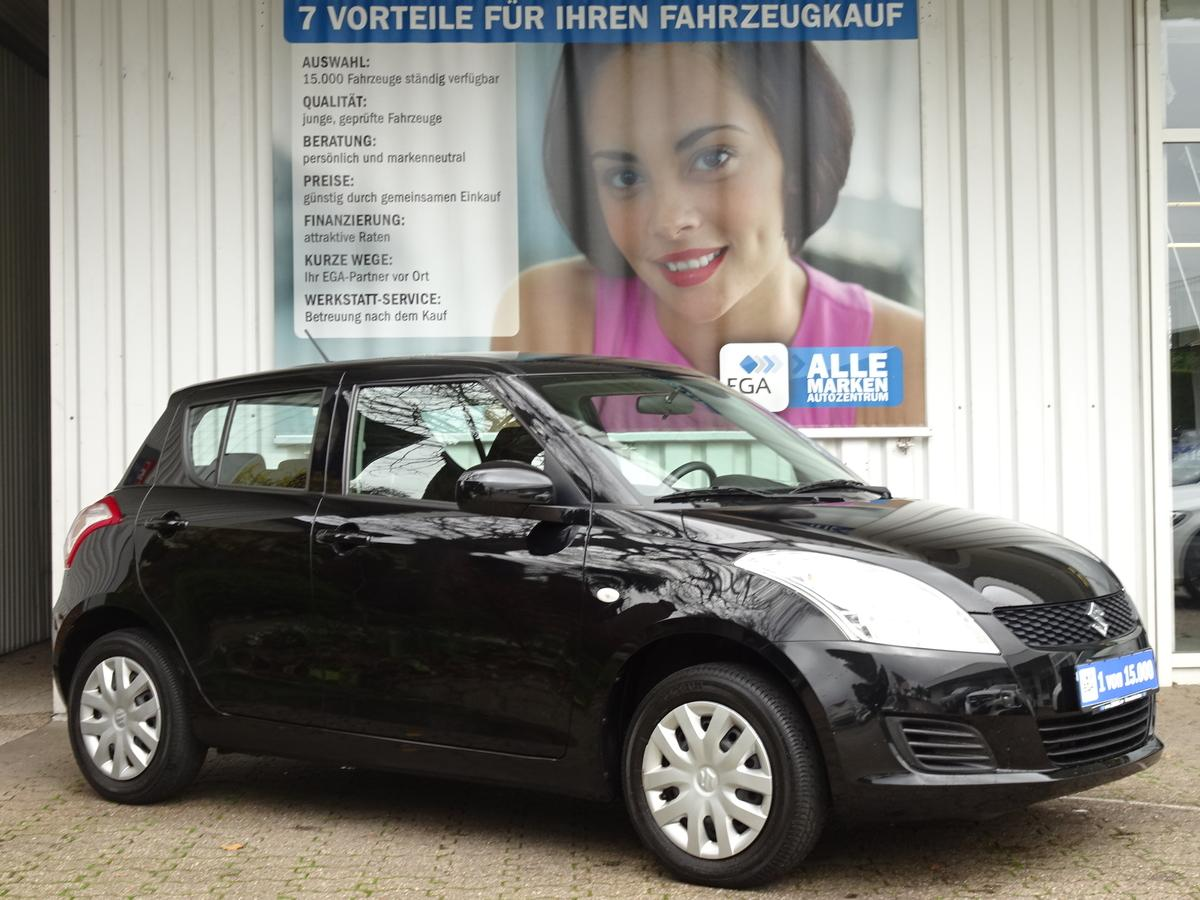 Suzuki Swift 1,2 CLUB 4x4 KLIMA 1 HAND ERST 47TKM