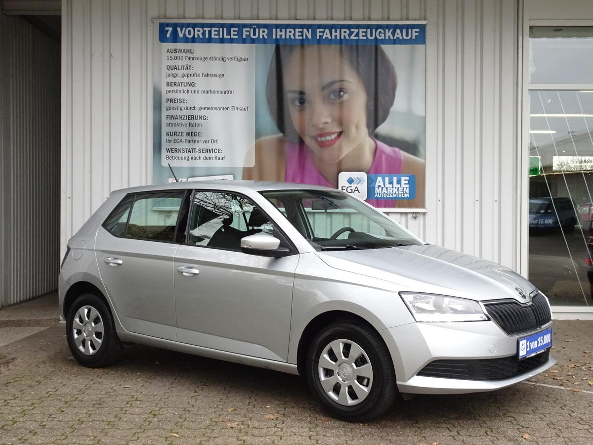 Skoda Fabia 1.0 ACTIVE SHZG*KLIMA*EFH*USB*SD*MP3*
