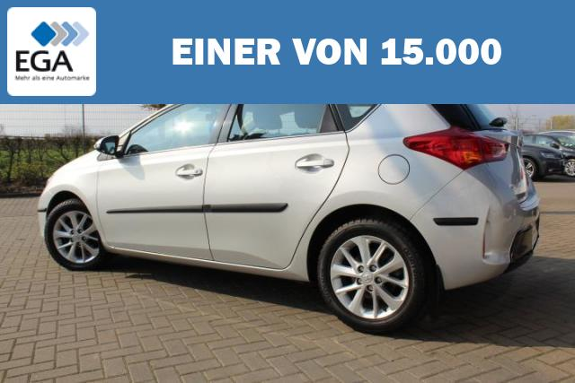 Toyota Auris 1.6 Valvematic Start-Edition SHZ/Park-Assist/Kame