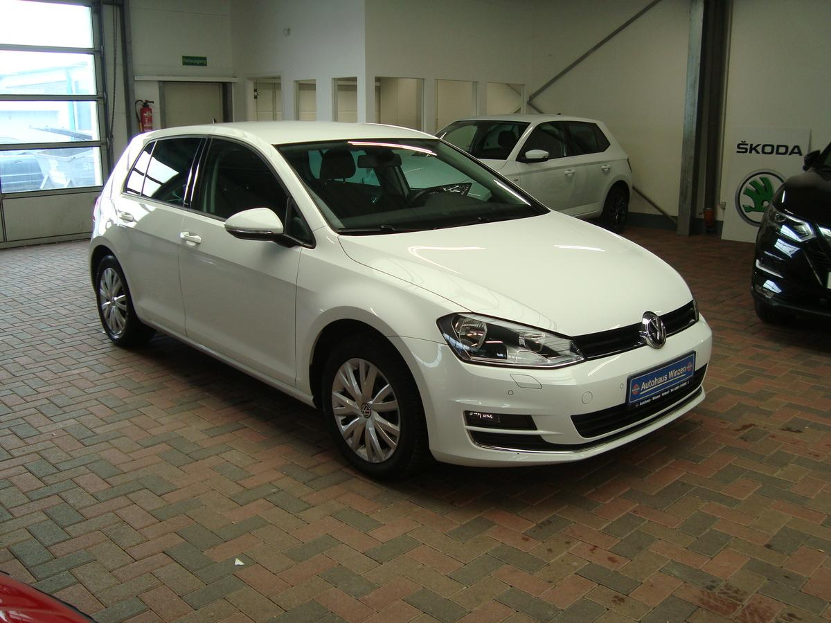 Volkswagen Golf VII BlueMotion DSG Allstar