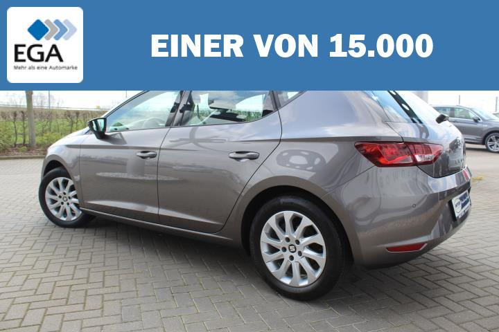 Seat Leon 1.4 TSI Style LED/AHK/16-Zoll/Tempomat/PDC