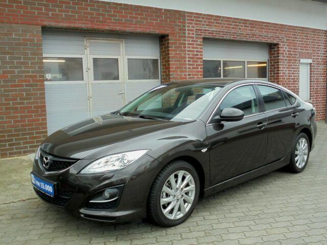 Mazda 6 S 2.0l MZR DISI 155PS 5T 5AG AL-EDITION BUS-P